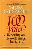 Cover of the September, 1988 National Geographic Magazine Fotografisk tryk af Joseph D. Lavenburg