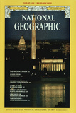 Cover of the October, 1976 Issue of National Geographic Magazine Photographic Print by James L. Stanfield