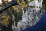 A Reflection of El Capitan in the Merced River Photographic Print by Marc Moritsch