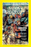 Cover of the July, 1984 National Geographic Magazine Fotografisk tryk af Jerry Pinkney