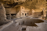 The Balcony House in Mesa Verde National Park Photographic Print by Phil Schermeister