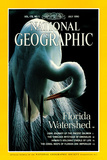 Cover of the July, 1990 National Geographic Magazine Photographic Print by Farrell Grehan