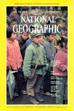 Cover of the October 1979 National Geographic Magazine Photographic Print by W.E. Garrett