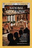 Cover of the October, 1974 National Geographic Magazine Photographic Print by John Scofield