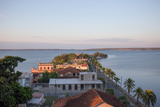 Sunset over Punta Gorda, Cienfuegos, Cuba Photographic Print by Erika Skogg