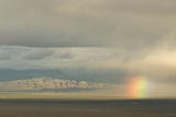A Rainbow over Great Basin National Park Photographic Print by Phil Schermeister
