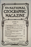 Cover of the September, 1904 National Geographic Magazine Photographic Print