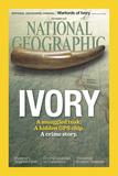 Cover of the September, 2015 National Geographic Magazine Fotografisk tryk af Rebecca Hale