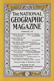 National Geographic Magazine Cover Photographic Print