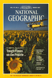 Cover of the March, 1987 Issue of National Geographic Magazine Photographic Print by Annie Griffiths