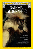 Cover of the September, 1976 National Geographic Magazine Fotografisk tryk af Stanley Breeden
