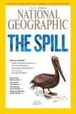 Cover of the October 2010 National Geographic Magazine Photographic Print by Joel Sartore