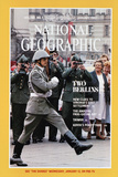 Cover of the January, 1982 National Geographic Magazine Fotografisk tryk af Cotton Coulson