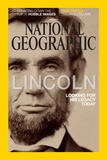 Cover of the April, 2015 National Geographic Magazine Photographic Print by  Library Of Congress