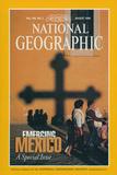 Cover of the August, 1996 National Geographic Magazine Fotografisk tryk af Tomasz Tomaszewski