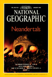 Cover of the January, 1996 National Geographic Magazine Fotografisk tryk af Kenneth Garrett
