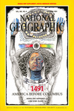 Cover of the October 1991 Issue of National Geographic Magazine Photographic Print by Jack Unruh