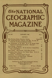 Cover of the January, 1904 National Geographic Magazine Photographic Print