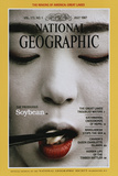 Cover of the July, 1987 National Geographic Magazine Photographic Print by Chris Johns