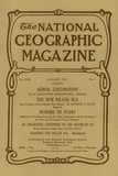 Cover of the January, 1907 National Geographic Magazine Photographic Print