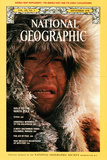 National Geographic Magazine Cover Photographic Print by Ira Block