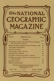 Cover of the February, 1904 National Geographic Magazine Photographic Print