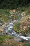 A River in the Valley of the Geysers, Kronotsky Biosphere Reserve Photographic Print by Macduff Everton
