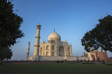 The Taj Mahal and Guesthouse Photographic Print by Macduff Everton