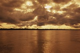 Sunset on the Amazon River Photographic Print by Macduff Everton