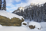 The Alberta Rocky Mountains Photographic Print by Paul Colangelo