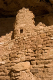Ruins of a Small Cliff Dwelling, Step House, in Mesa Verde National Park Photographic Print by Phil Schermeister