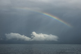 A Rainbow Off the Mosquitia Coast Photographic Print by Cristina Mittermeier