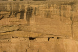 Ruins of a Cliff Dwelling, Sunset House, in Mesa Verde National Park Photographic Print by Phil Schermeister