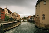 The Petit France Area of Strasbourg Photographic Print by Macduff Everton