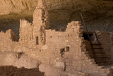 Ruins of a Cliff Dwelling, Long House, in Mesa Verde National Park Photographic Print by Phil Schermeister