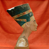 Nefertiti, Ancient Egyptian Queen Photographic Print by  Science Source
