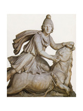 Mithras Slaying the Great Bull Photographic Print by  Science Source
