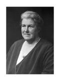 Louisa Aldrich-Blake, English Surgeon Photographic Print by  Science Source