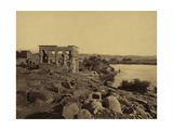 Trajan's Kiosk AKA The Pharaoh's Bed Photographic Print by  Science Source