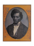 Frederick Douglass, American Abolitionist Photographic Print by  Science Source