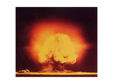 Trinity Atomic Bomb Test Photographic Print by  Science Source