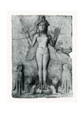 Lilith, Goddess of Death Fotoprint van  Science Source