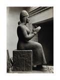 Gula, Ancient Mesopotamian Goddess of Healing Photographic Print by  Science Source