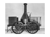 "19th Century ""Phoenix"" Locomotive Photographic Print by  Science Source"