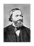 Gustav Kirchhoff, German Physicist Photographic Print by  Science Source