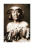 Apache Medicine Man, 1903 Photographic Print by  Science Source