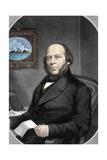 John Ericsson, Swedish-American Inventor Giclee Print by  Science Source