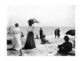 Turn of the Century Palm Beach Photographic Print by  Science Source