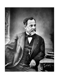 Louis Pasteur, Microbiologist and Chemist Photographic Print by  Science Source