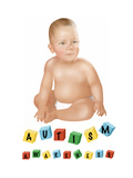 Autism Awareness Posters by Gwen Shockey